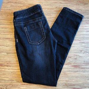 Maurice's Medium-Regular dark blue jeans